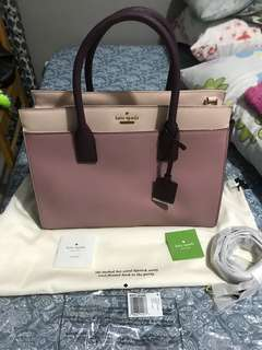 Authentic kate spade cameron street candace satchel