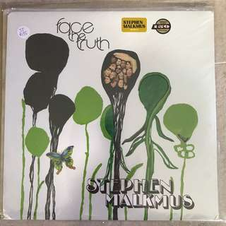 Vinyl Records Face The Truth - Stephen Malkmus Rare