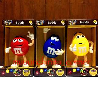 M&M's Buddy