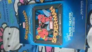 曰本手信/Spider man 纸相框