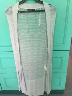 Cotton On long cardigan (good condition)