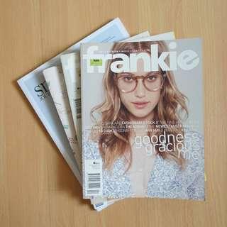 Frankie + Smith Magazine Bundle