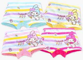 Underwear for girls XL