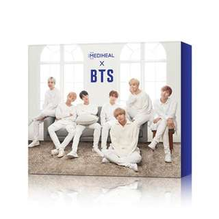 BTS x Mediheal Mask Sheet Set