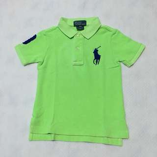 Polo by Ralph Lauren Green Polo Shirt