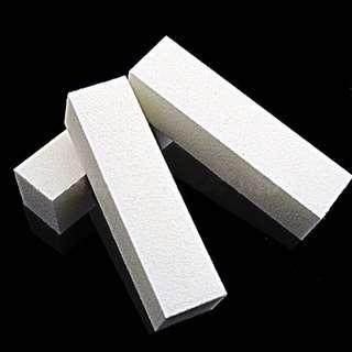 🚚 Tofu Buffer Sanding Block