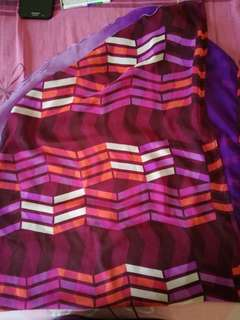 Moon layer shawl