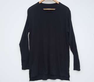 ZANEROBE× NEW Longline Long Sleeve T-shirt M FREE POST