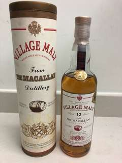 Macallan 12年原酒 2002年入樽