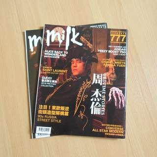 Milk HK Magazine : Jay Chou