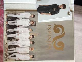 Infinite 專輯 4張