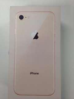 Original Iphone 8 64 GB Openline/factory unlocked