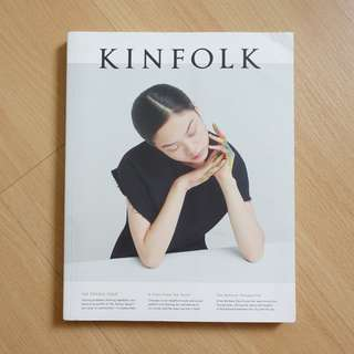 Kinfolk : The Design Issue