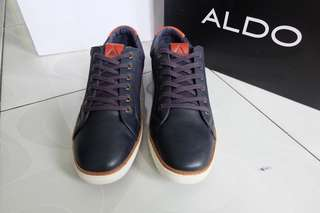 ALDO DENIM CASUAL SHOES - SIZE 42