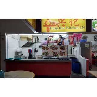 Food Stall for Rent In 190, Woodlands Bizhub, High lunch human traffic, CHEAP Rental $1500.