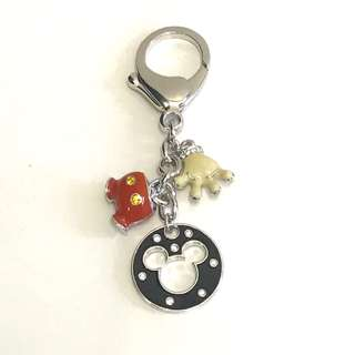 Swarovski x Mickey Mouse 米奇老鼠水晶匙扣 Crystal Keychain