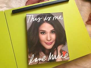 This Me Love Marie by Heart Evangelista book