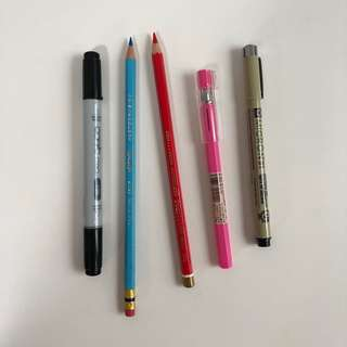stationery set #2