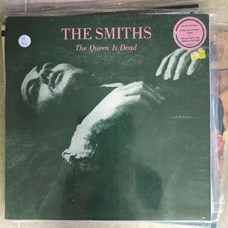 Vinyl Records - The Smith's Classic LP