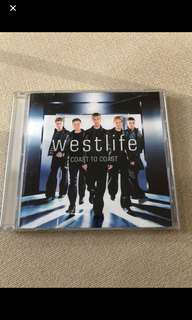 Cd box C5 - WestLife