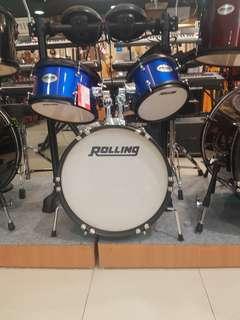 Rolling Drum JBJ-104DA-BL Bisa Credit Promo Credit Dp 0% Bunga 0%