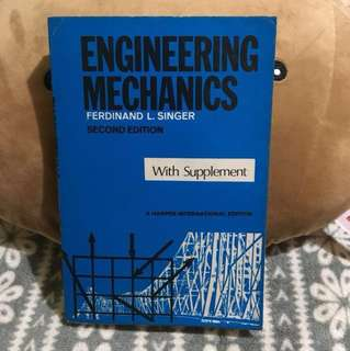 ENGINEERING BOOK: Engineering Mechanics book 📚