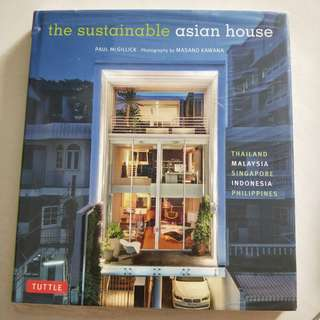 (BN) Interior Design- The Sustainable Asian House