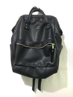 Authentic Anello Leather Bag
