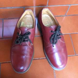 Sepatu Dr Martens Sz 8 England