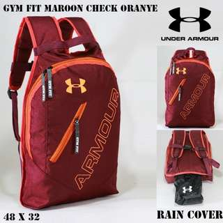 Tas ransel under armour gym fit