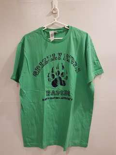 Green Disneyland Shirt