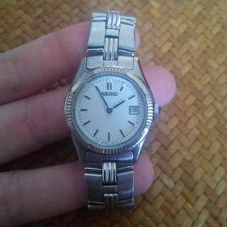 seiko 女裝腕錶
