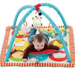 [Pre-Owned] skip hop baby playmat playgym activity gym play mat