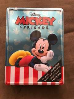 Mickey Mouse activity set