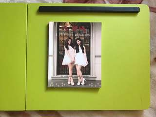Vern & Verniece Life and Style Diary book