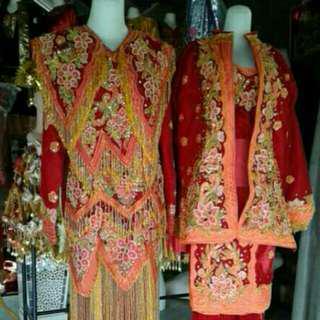 Baju pengantin adat