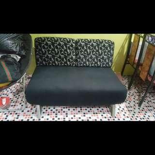 Sofa bed, lemari , rak, dll borongan