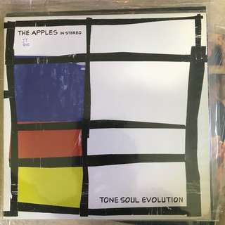 Vinyl records - The Apples In Stereo- tone soul evolution