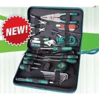 Sata 03760 Electronics Tools Set, 27pcs