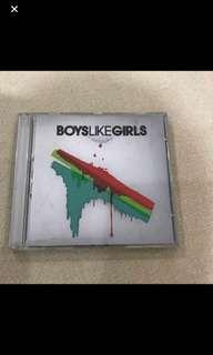 Cd box C1 - Boys Like Girls