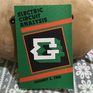 Electric Circuit Analysis by Johnny Tan