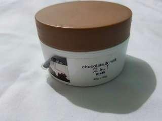 Chocolate & Milk Mask