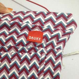 Straight Fit Dauky