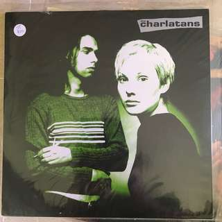 Vinyl Records The Charlantans Classic LP made in England