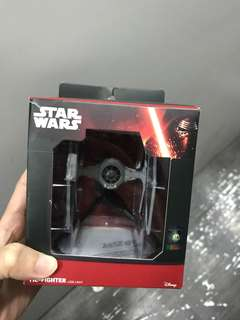 star war usb枱燈