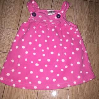 Carter's jumper dress