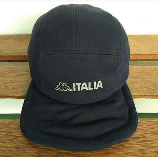 Vtg Italia KAPPA 5panel Cap