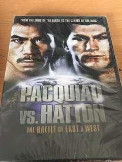 Pacquiao vs Hatton 2009 Fight