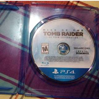 PS4 Games Rise of the Tomb raider R3