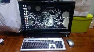 HP Touchsmart 600 整合觸控電腦